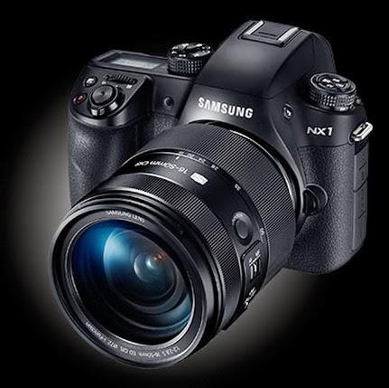 Spesifikasi dan Harga Kamera Mirrorless Samsung NX1