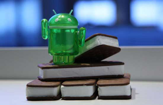 Ice cream sandwich release date for xperia android phones