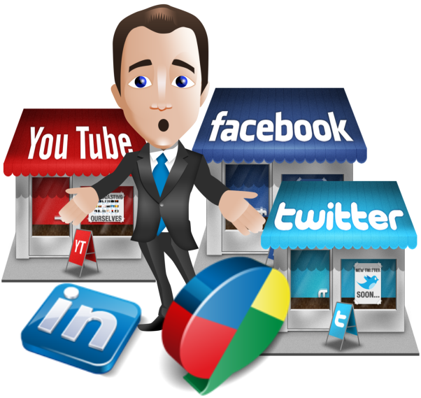 Image result for marketing managers social media