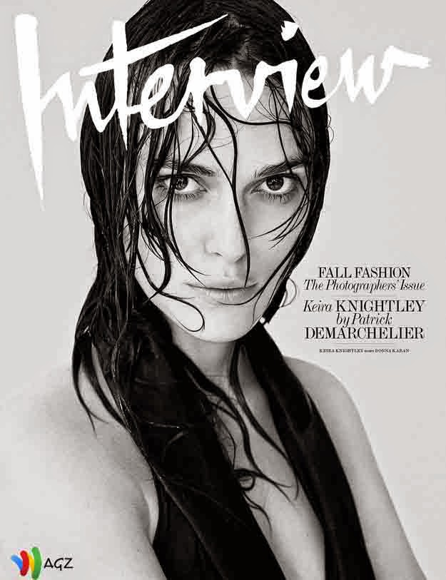 Foto Keira Knightley Topless Di Majalah Interview