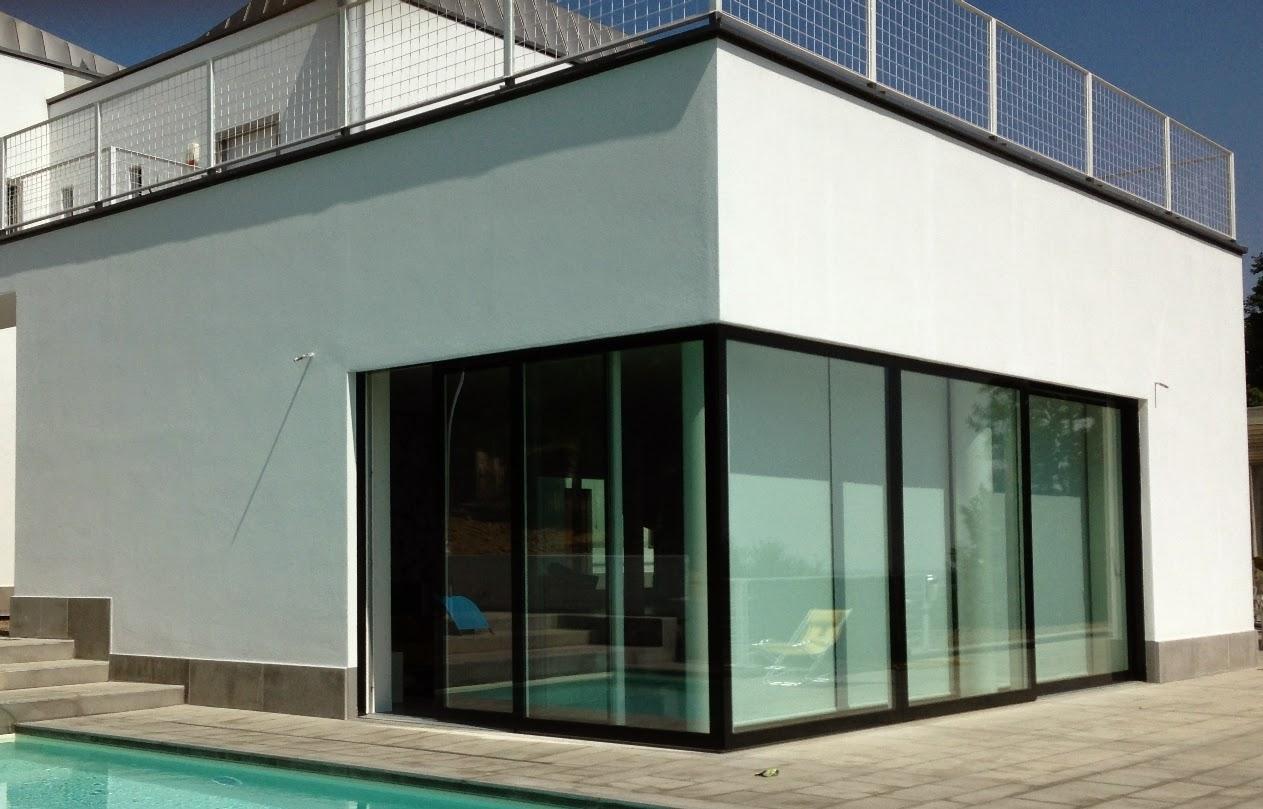 V8 serramenti presenta finestre in legno lamellare a - Finestre a risparmio energetico ...
