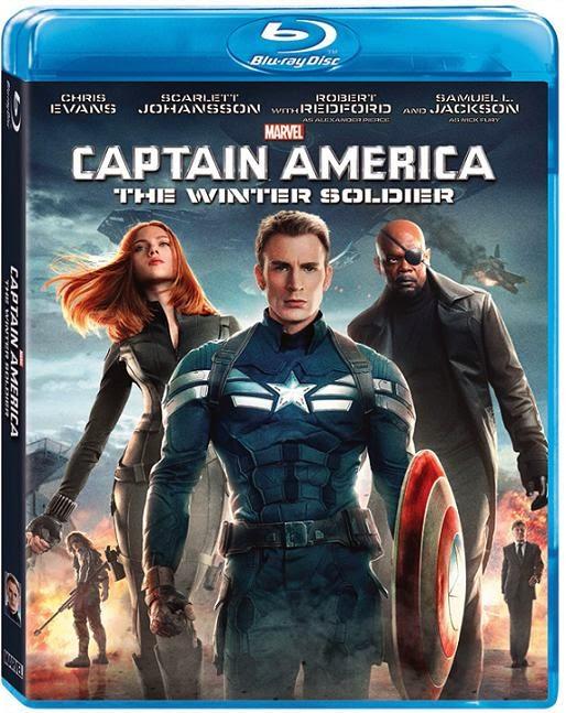 Solo Audio Latino Capitán América 2: El Soldado de Invierno (2014) AC3 5.1 ch 622MB (Extraido del Blu ray)