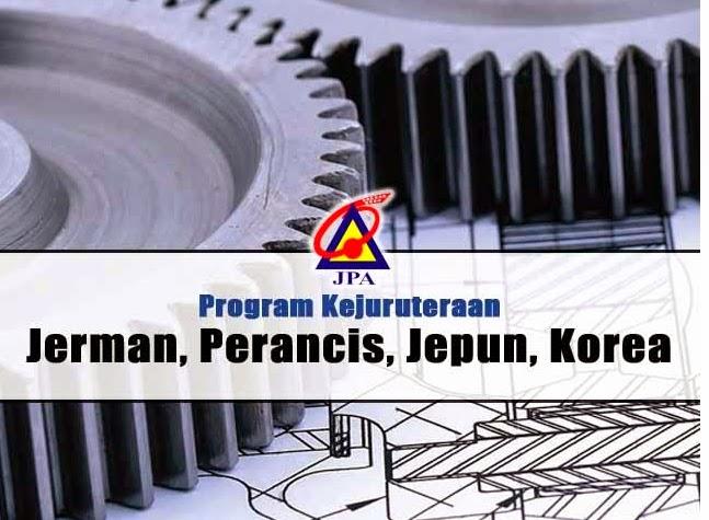 Program Kejuruteraan (Jerman, Perancis, Jepun dan Korea) 2014 Kepada Lepasan SPM 2013