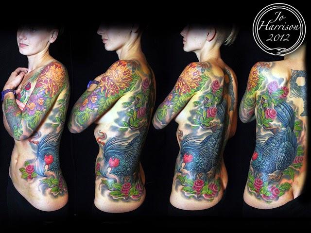 Jo Harrison Tattoo, http://distopiamod.blogspot.com
