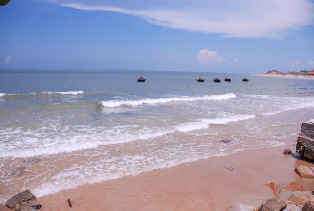 Plage de Long Hai, Vung Tau - Photo An Bui
