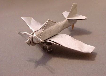 plane origami