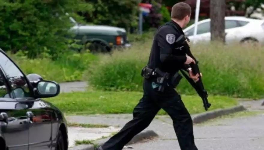 Σοκαριστικό έγκλημα στις ΗΠΑ: Έσφαξε τη γυναίκα του μπροστά στα τρία παιδιά τους