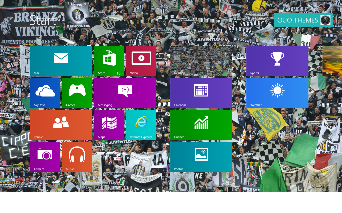 Windows 8 Windows 8 Themes
