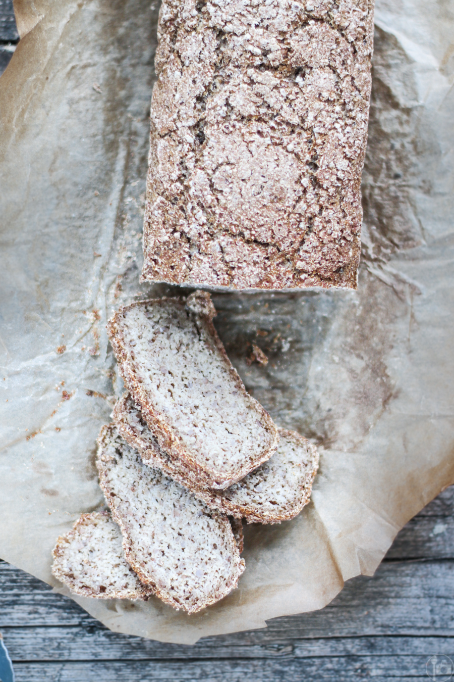 Cut Rye and Oat Bread