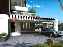 3D Home Design Modern House
