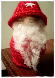 chrochet santa pattern