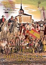 Recreación Guerra de la Independencia.