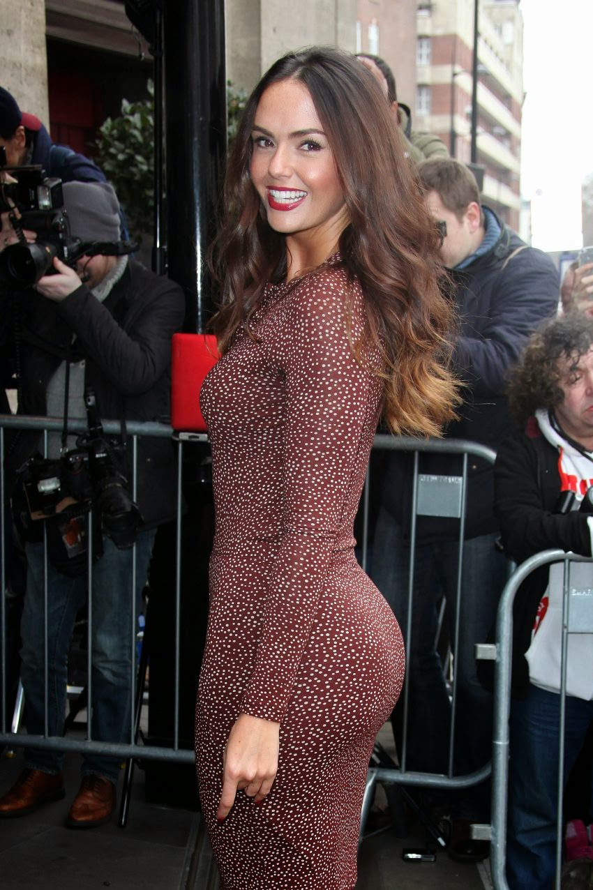 Jennifer+Metcalfe+Looks+Stunning+at+TRIC+Awards+2014+(3) Jennifer Metcalfe Looks Stunning at TRIC Awards 2014