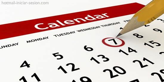 Mejores prácticas con el calendario de Outlook