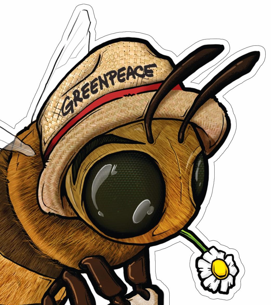 bijen bijenstrefte pesticiden greenpeace
