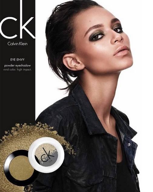 ckOne Color Cosmetics Fall/Winter 2015 Campaign