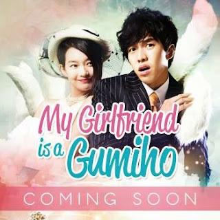 SINOPSIS My Girlfriend is A Gumiho Lengkap Episode 1 - 16  Terakhir