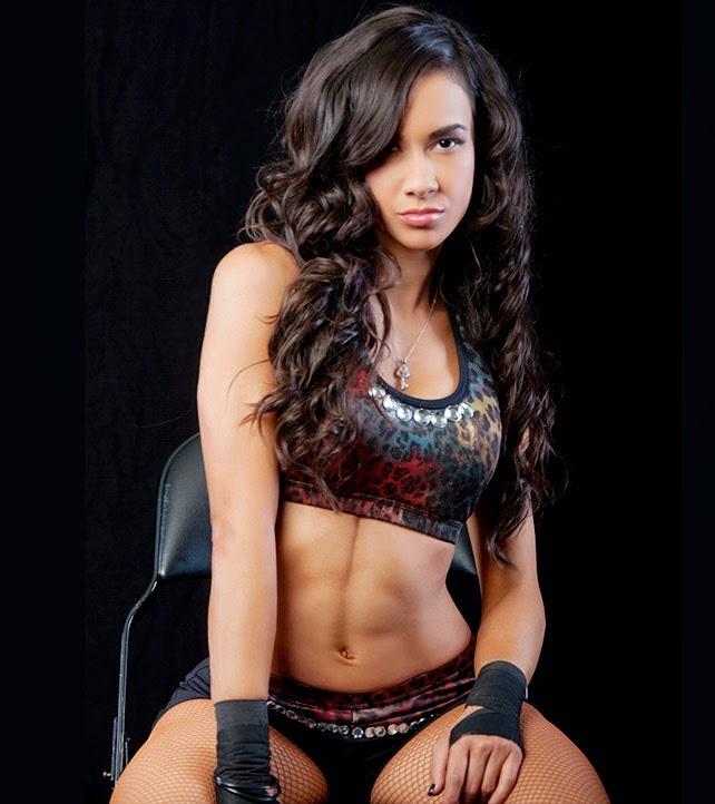 AJ Lee-WWE-WWE Diva