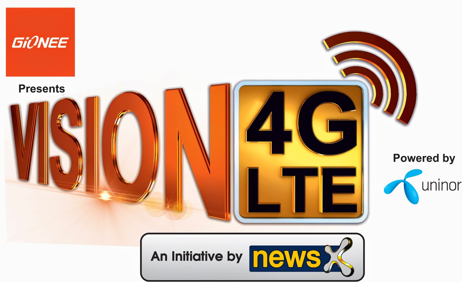 NewsX presents VISION 4G LTE