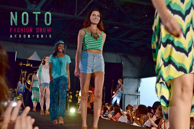 NOTO fashion show