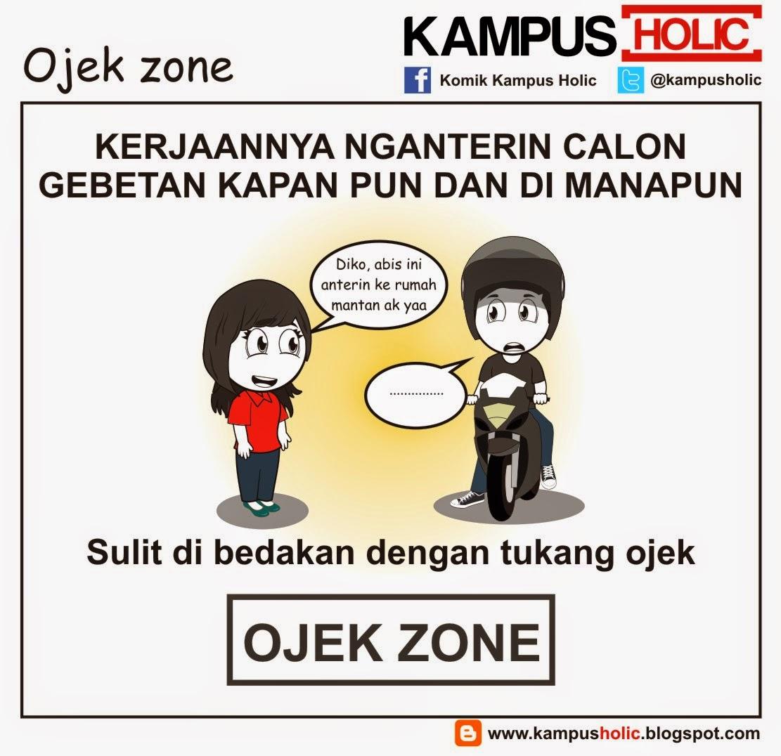 #834 Ojek zone