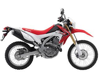 2013 Honda CRF250L Motorcycle Photos 1