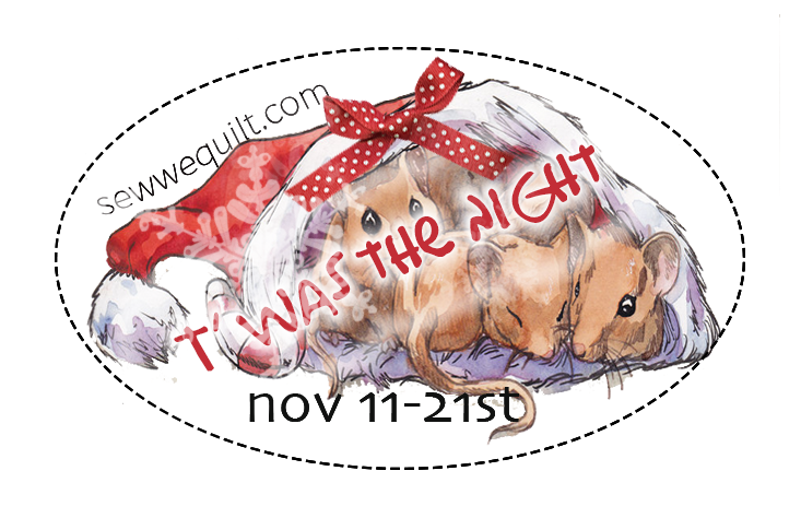 T'was the Night Blog Hop