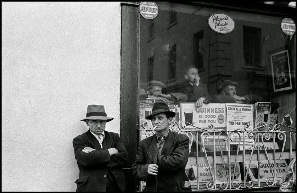 Ирландия 1954 года - фото.