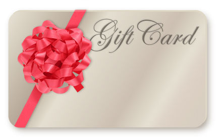 gifts card: