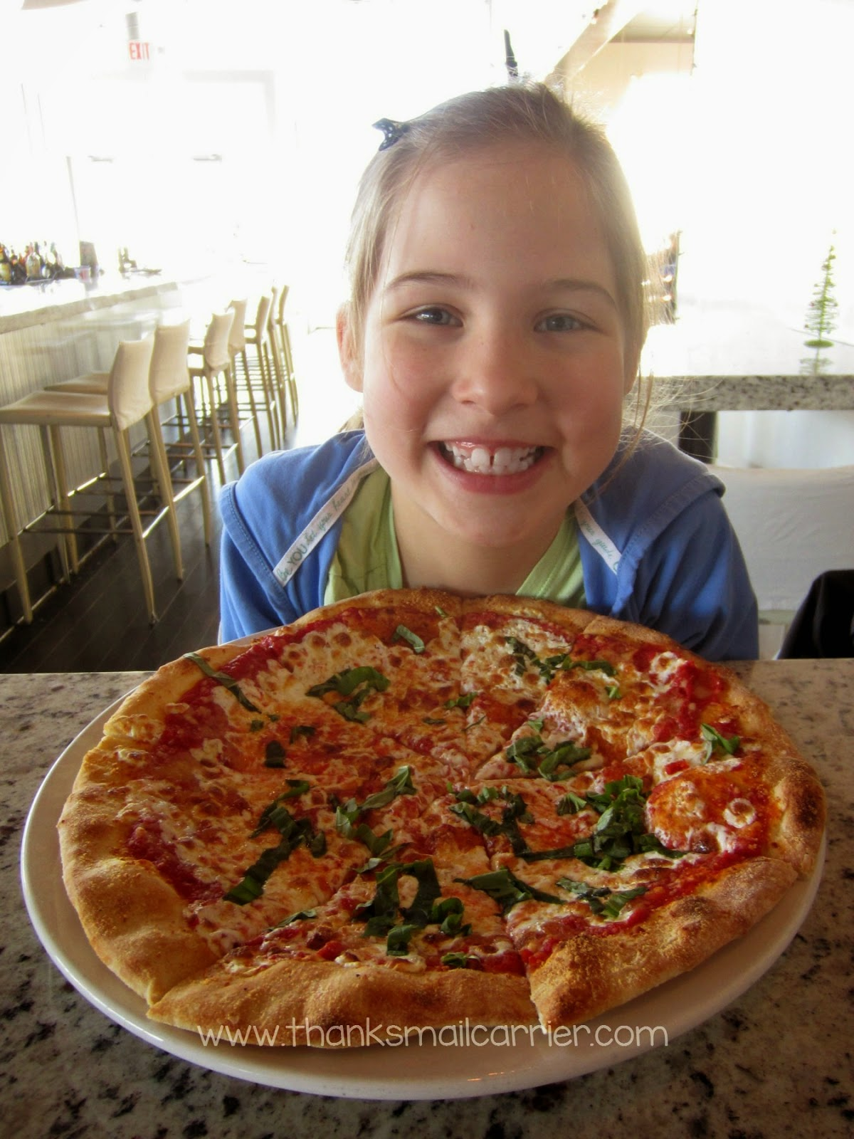 Pearl Bistro pizza