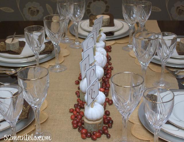 Mantels thanksgiving centerpiece ideas a live google