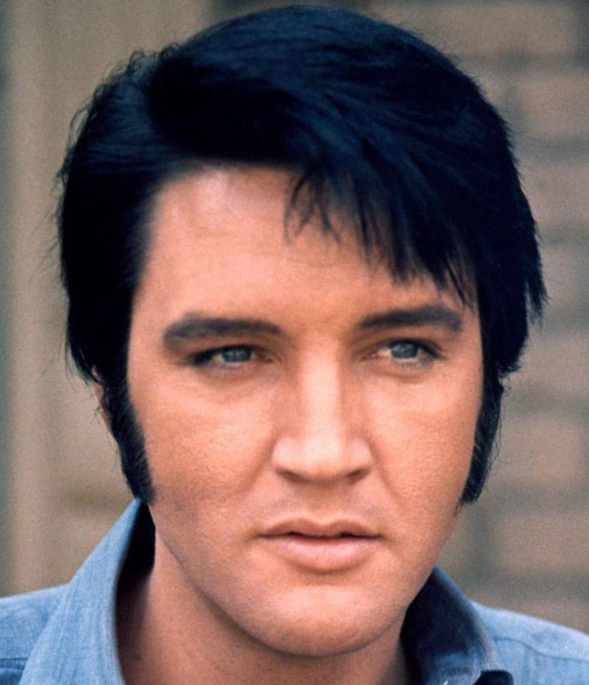 ANYONE REMEMBER ELVIS PRESLEY?
