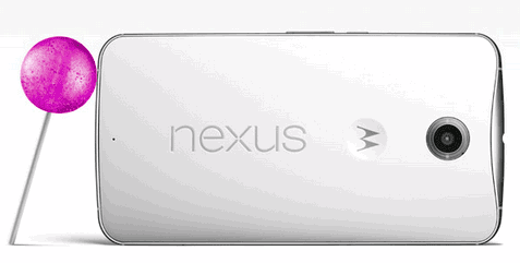 NEXUS 6 Google