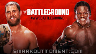 WWE Battleground PPV 2013 IC Title Match Spoilers R-Truth vs Curtis Axel