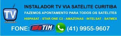 INSTALAÇÃO AZBOX AZAMERICA CURITIBA (41)9955-9607