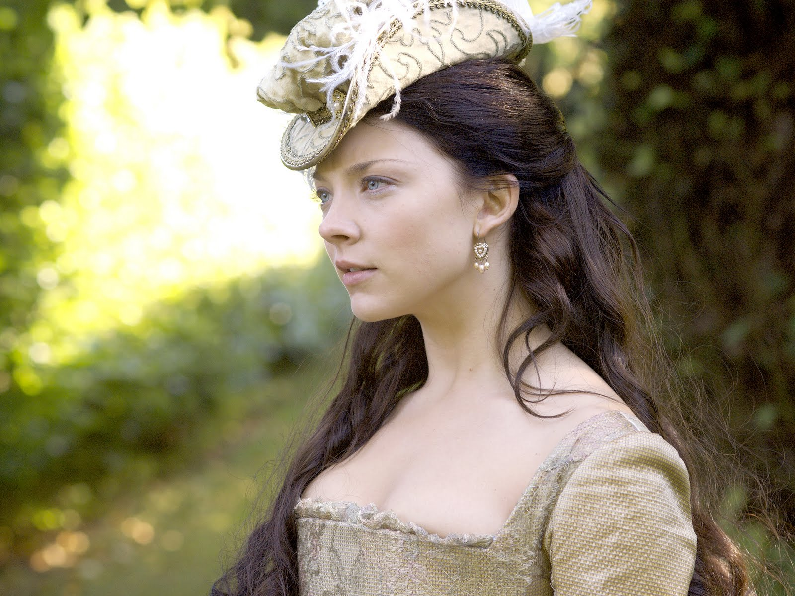 Natalie Dormer As Anne Boleyn Natalie Dormer As Anne Boleyn