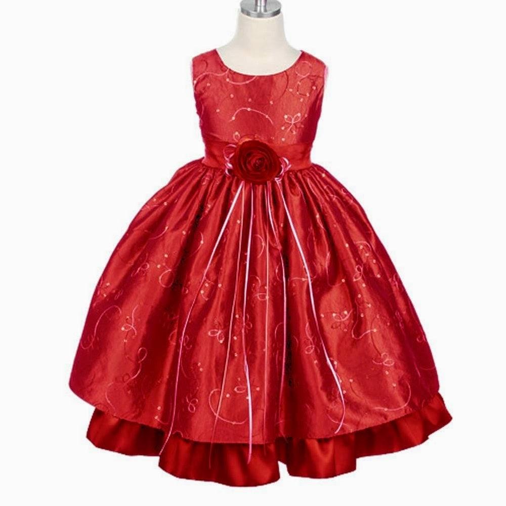 Baby girl christmas dresses christmas summer collection 2014 2015