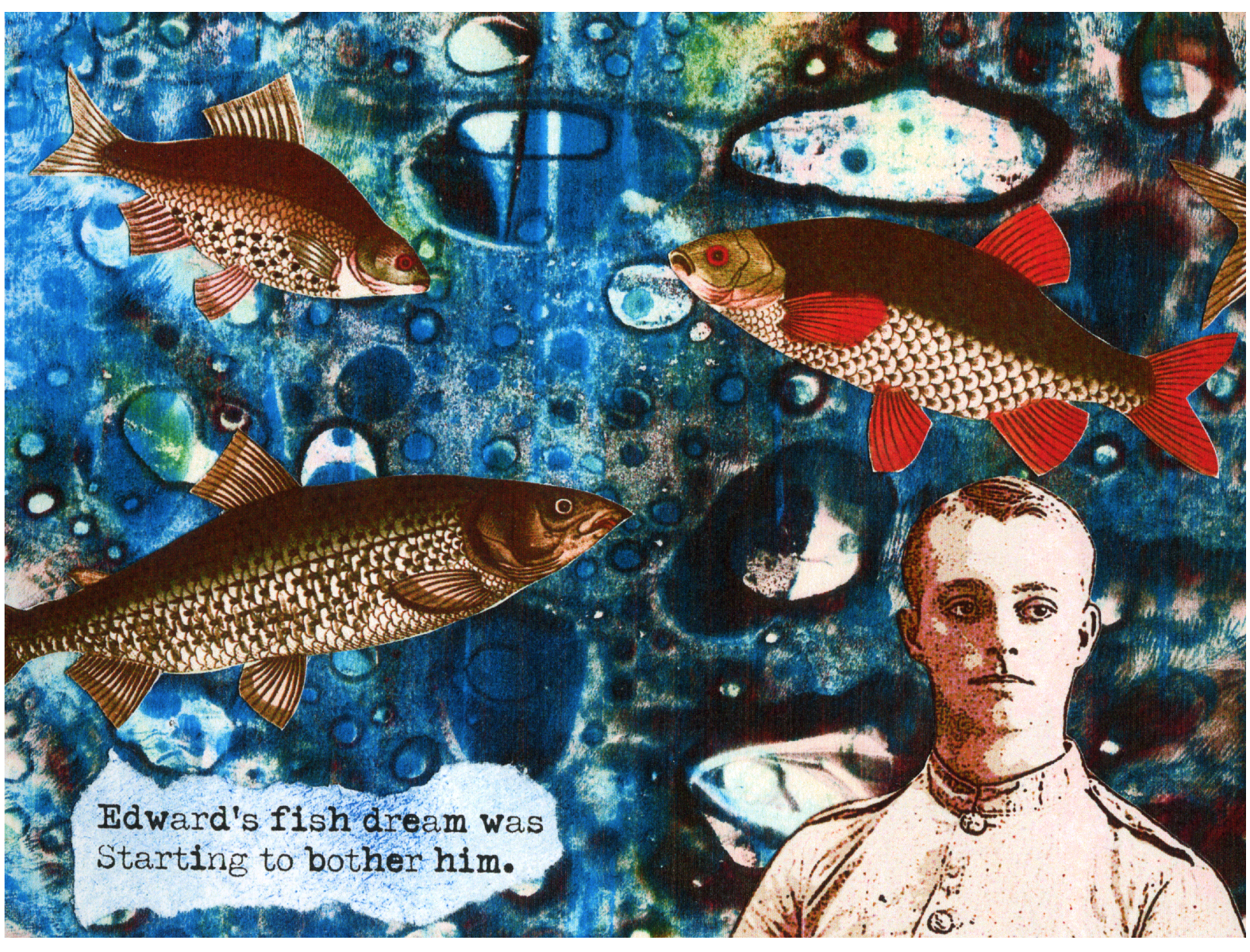 There is a fish in a dream - why? 89