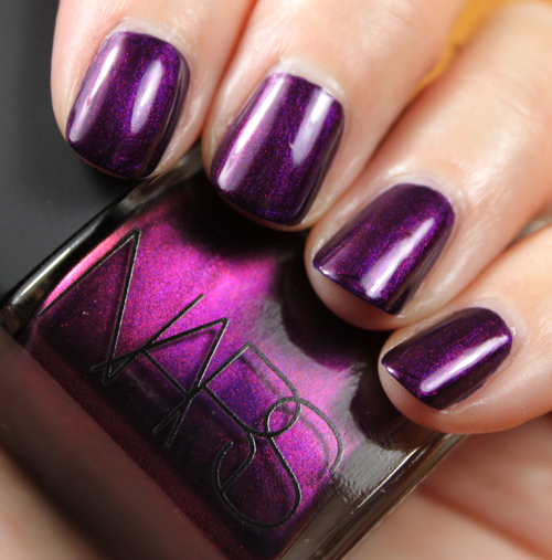 fashion club nail polish purple