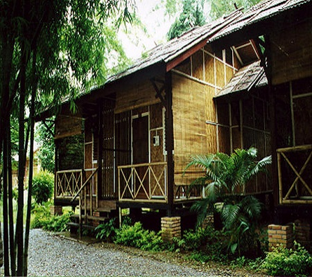 Excellent home design performances of high artistic for Modern bamboo house plans