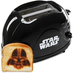 Тостер Джедая star wars toaster