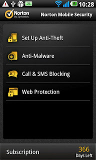 Norton Mobile Security Lite