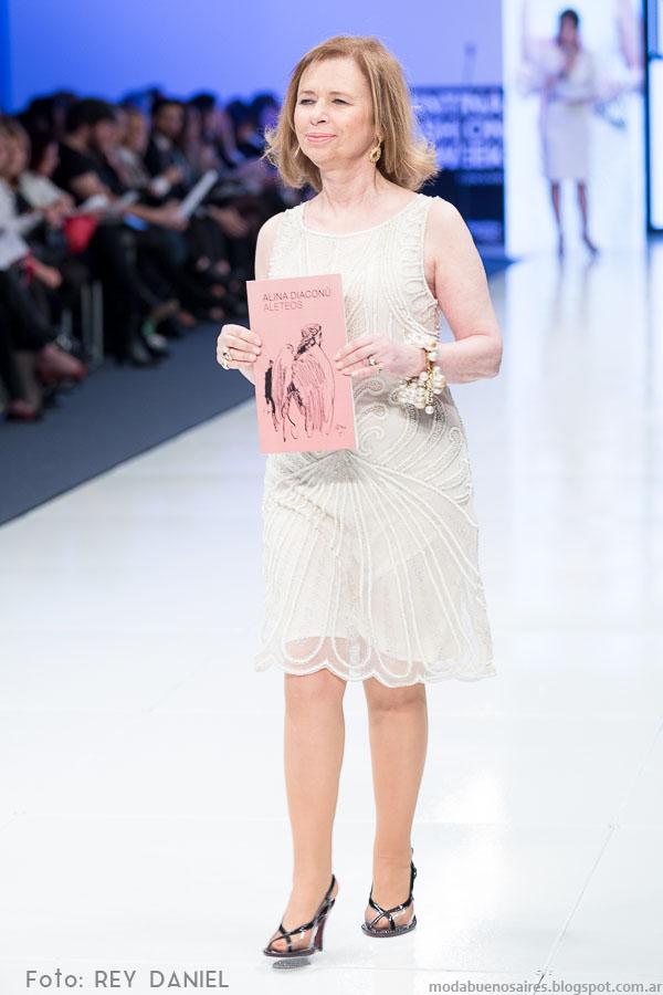 Desfile Clarin Mujer 2016 Argentina Fashion Week primavera verano 2016. Moda Argentina.