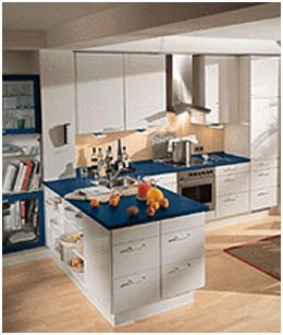 Decora y disena 10 fotos de cocinas peque as en forma de - Cocinas en forma de u pequenas ...
