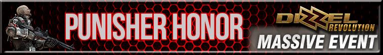 Pemenang Event Punisher Honor