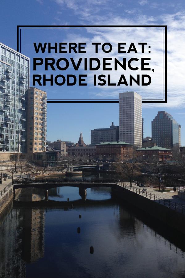 where to eat: providence, rhode island via {long distance loving}
