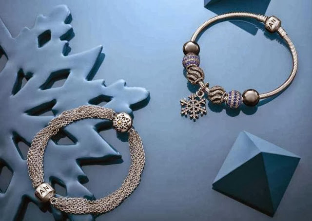 Pandora Christmas 2013 Collection, Pandora Malaysia 3rd anniversary, westin hotel kl, pandora, charms, bracelet, pendant, snowflake charms, necklace,