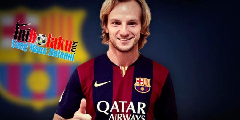 Rakitic Akhirnya Resmi Bergabung Dengan Barcelona
