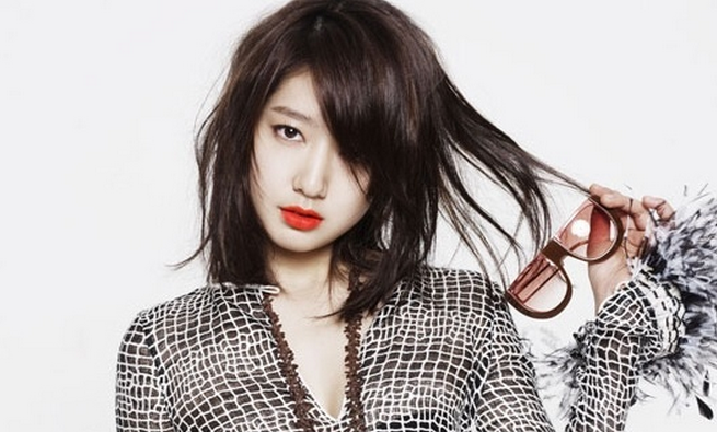 Foto Park Shin Hye The Heirs