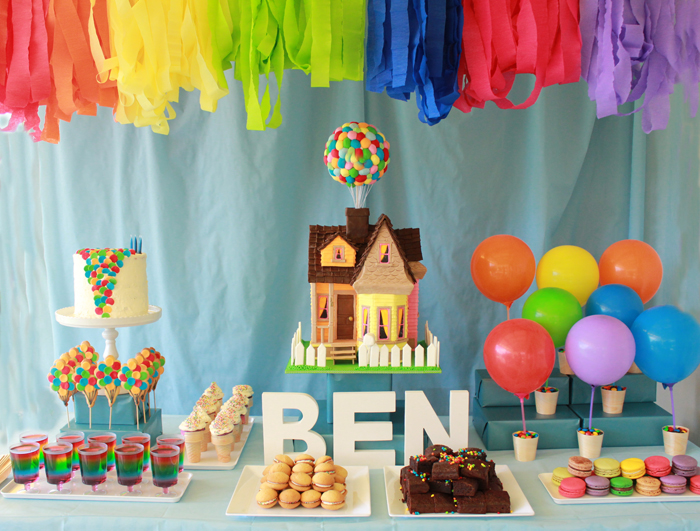 Karas Party Ideas UP Inspired Birthday Party  Karas  ~ 212735_Birthday Party Ideas Unisex